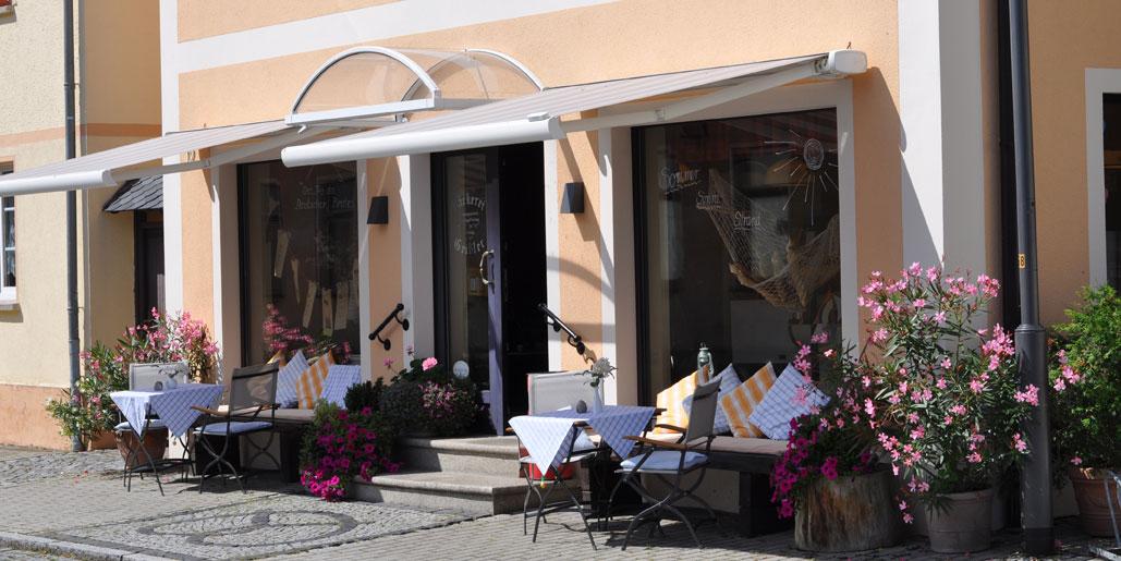 Filiale in der Klosterstraße in Ostritz